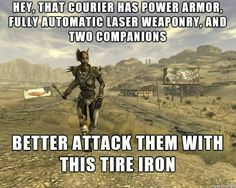There have been a lot of video game logic posts lately so here's my favorite