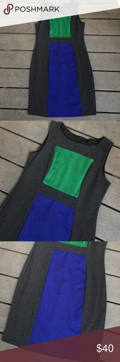 FREE! Colorblock jumper Perfect condition. FREE with any $5+ purchase from my closet! Comment to claim at time of purchase :) Dresses