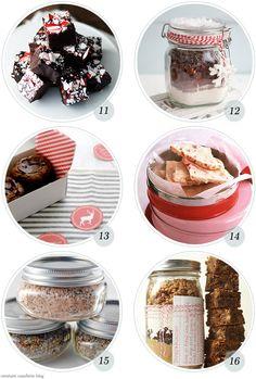 10 DIY food gifts
