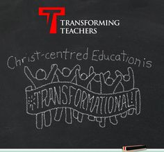 Transforming Teachers provides helpful resources on integrating faith and learning.