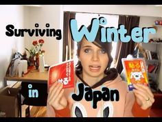 ▶ How to Survive Winter in Japan - YouTube