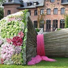 The Grand Garden Festival Sofiero Gardens, Sweden