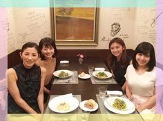 こんなメンバーで の画像|中田有紀オフィシャルブログ 『AKI-BEYA』Powered by Ameba