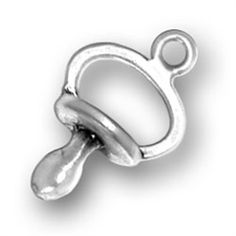 Picture of Pacifier Charm