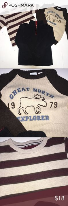 Boys sweater bundle All in excellent condition! Gap, Jumping Beans and Sonoma. All same size GAP Shirts & Tops Sweaters