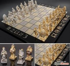 Really Cool Chess Sets | Back to Parent Gallery » Really Cool Chess Sets