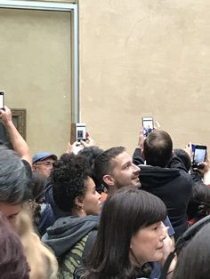 is from the room at the Louvre where the Mona Lisa is kept. The photo is also from the Louvre and was taken by Shia. Mona Lisa, Most Beautiful, Louvre, Pictures, Women, Photos, Women's, Photo Illustration, Drawings