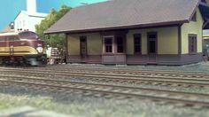 The Boston and Maine Cheshire Branch Railroad Model Masterpiece