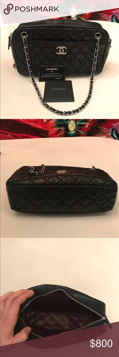 Chanel Chanel great piece worn acouple times great condition no flaws CHANEL Bags Shoulder Bags