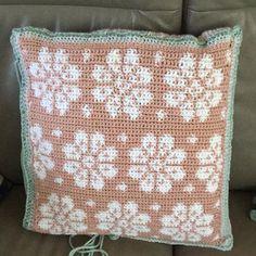 Thassos Mosaic Crochet Blanket instant download PDF pattern | Etsy Shawl Patterns, Pdf Patterns, Crochet Patterns, Fingering Yarn, Triangle Scarf, Crochet Pillow, Yarn Brands, Mosaic, Things To Sell