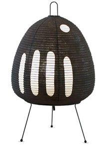 Akari lamp by Naguchi