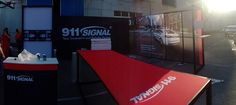 911SIGNAL Exhibition shelf for IACP 2015. Looking forward to your joining at BOOTH NO.: 3051!