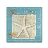 "Found it at Wayfair - ""Points North"" by Belinda Aldrich Graphic Art Gallery Wrapped on Canvas"