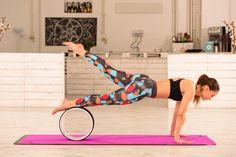 Yoga EVO Yoga Wheel Find us on Amazon @ Yoga EVO
