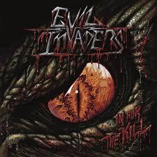 """Recenzję """"In For The Kill"""" grupy Evil Invaders znajdziecie tutaj -> http://heavy-metal-music-and-more.blogspot.com/2016/10/evil-invaders-in-for-kill-recenzja.html"""