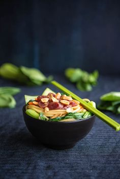 Chinese Sausage Stir Fry (The Hungry Australian | Recipes, Food Stories, Travel & Photography)