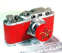 1939 Antique FED NKVD Kombinat camera