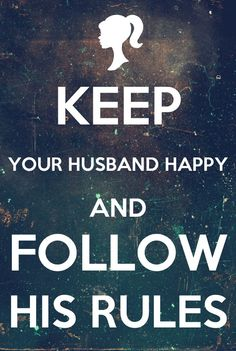 Of course it may not be like this for everyone, but over the years we've moved toward a very traditional husband-led household, with very good results and two happy spouses. Love My Husband, Husband Wife, My Love, Sexy Thoughts, Spank Me, Images And Words, Adults Only, Submissive, Keep Calm