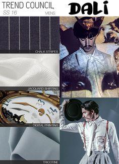 SS16 Trend Council:: Dali fabrics