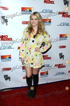 "LOS ANGELES - FEB 15:  Taylor Spreitler arrives at the ""RADIO REBEL"" Telefilm Premiere at the AMC CityWalk Stadium 19 on February 15, 2012 in Los Angeles, CA"