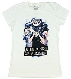 5 Seconds Of Summer Silly Photo Girls T-Shirt  http://www.yearofstyle.com/5-seconds-of-summer-silly-photo-girls-t-shirt/