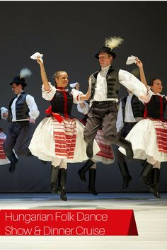 Join us for an exciting Hungarian folk dance performance followed by an atmospheric dinner cruise on the Danube. You'll be treated to a delicious buffet meal of traditional Hungarian fare and wonderful views of illuminated Budapest. https://www.likealocalguide.com/budapest/tours/hungarian-folk-dance-show-dinner-cruise