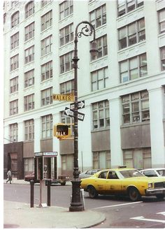 Vintage Photos: NYC's Historic Bishop's Crook Lampposts... Robert Mulero shared with us photographs of New York City's historic bishop's crook lampposts, which he's been photographing since the 1970s.