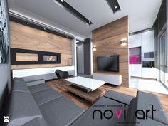 W trakcie realizacji Salon - zdjęcie od Novi art