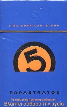ΠΑΠΑΣΤΡΑΤΟΣ Νο 5. Advertising, Ads, Zippo Lighter, Native American Art, Chicago Cubs Logo, Greece, Nostalgia, Branding, Smoke