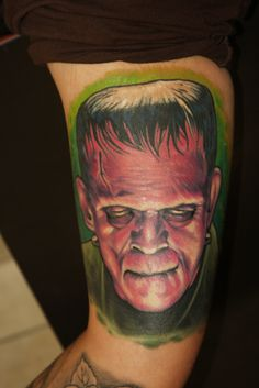 Tattoos by chris blinston on pinterest tattoo shop for Coral springs tattoo