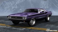 1969 Dodge Challenger  Maintenance/restoration of old/vintage vehicles: the material for new cogs/casters/gears/pads could be cast polyamide which I (Cast polyamide) can produce. My contact: tatjana.alic@windowslive.com