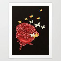 Beauty of Nature Art Print by Erik Sandi Satresa - $16.00
