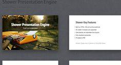 Shower.js - in-browser Presentation Engine