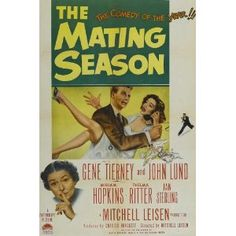 thelma ritter - the mating season.  charming funny little movie.