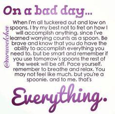 #Fibromyalgia #FlareUps #BadDays