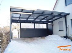 Rexoport alu carport bausatz 6 13m x 6 06m house