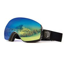 Freedom Optical Ski & Snowboard Goggle package with 2 Lens and Bonus Storage Case Review