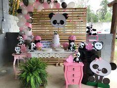 Festa Panda Panda Party Decoração: Escritório da Arte Empresa Sorocaba/SP