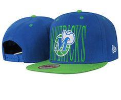 NBA Dallas Maverick Snapback Hats Caps New Era Blue 2420! Only  7.90USD Nba  Hats 04b0de88a0a7