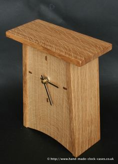 great wood clock | Wedding present ideas – Coniston clock