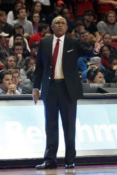 Tubby Smith the new Coach of The Memphis Tigers