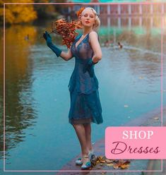 Vintage Inspired Dresses, Vintage Style Outfits, Vintage Dresses, Vintage Fashion, Vintage Clothing, Princess Style, Here Comes The Bride, Beautiful Dresses, Fashion Beauty