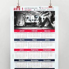 Kalender 2021, naptár 2021, Automechaniker, autószerelés Grafik Design, 21st, January 2, Calendar