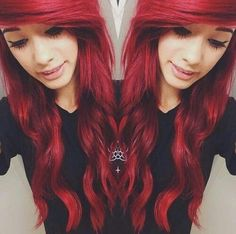 I'm not scene or emo, but I really wanna try the scene/emo hairstyle this summer...!!