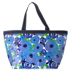 Purple Rose Weekender, part of Mixed Bag Designs Spring 2015 Collection.