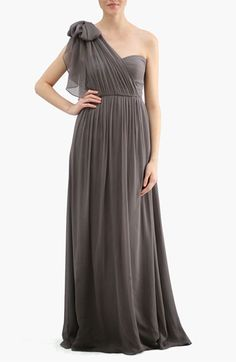 Bridesmaids - Jenny Yoo Collection Convertible Strapless Chiffon Gown | Nordstrom