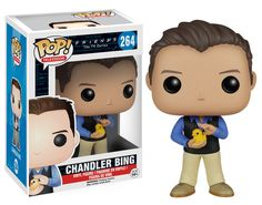 Pop! TV: Friends - Chandler Bing | Funko
