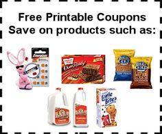 Free Coupons, Samples and Savings -