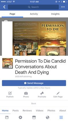 death and dying topics
