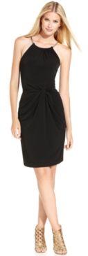 #Michael Kors             #Women                    #MICHAEL #Michael #Kors #Dress, #Sleeveless #Hardware #Halter                 MICHAEL Michael Kors Dress, Sleeveless Hardware Halter                                                  http://www.seapai.com/product.aspx?PID=5506643